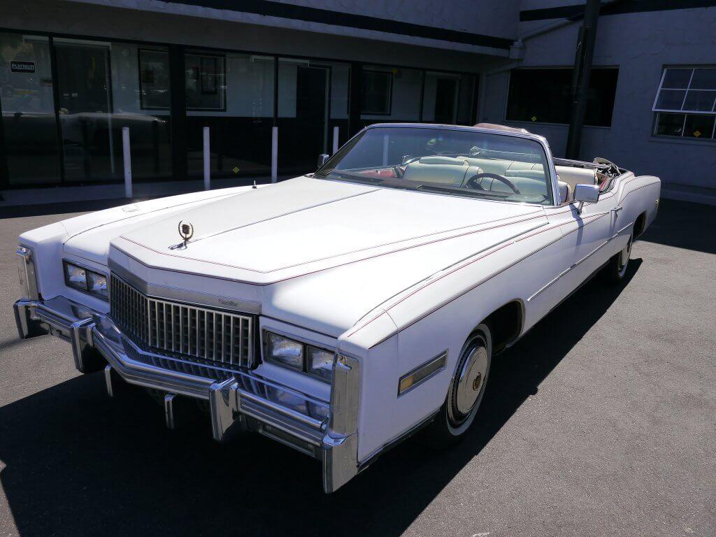 1971 Cadillac El Dorado Rental Los Angeles 1 - 777 Exotic ...
