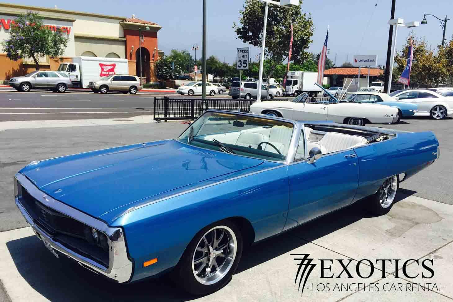 Classic car rental los angeles las vegas muscle cars for for Best american classic cars