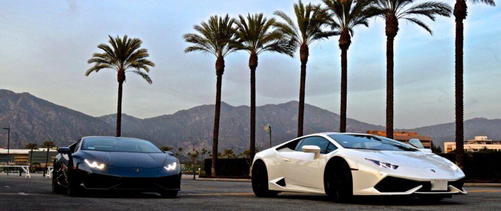 Lamborghini Huracan Rental LA