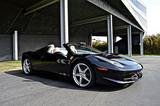 Cheap Sports Car Rental Las Vegas