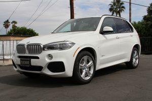 BMW X5 Rentals