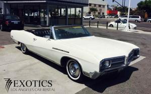 Los Angeles Luxury Exotic Car Rental 1968 Buick LeSabre