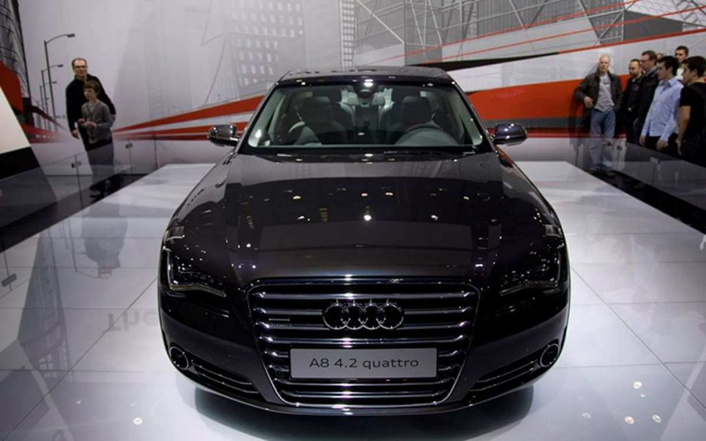 Audi A8 Rental LOS Angles and LAS Vegas