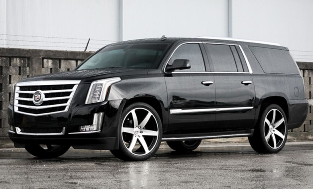 cadillac escalade esv rentals los angeles beverly hills for rent. Black Bedroom Furniture Sets. Home Design Ideas