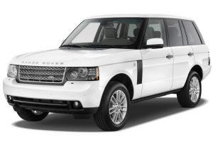 Range Rover Rental white LA