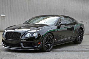 The-Exotic-Black-Bentley-Car-Rental