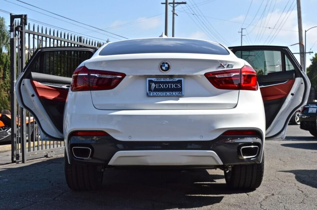 Bmw X6 Rentals Los Angeles Cheap Price Bmw For Rent In La