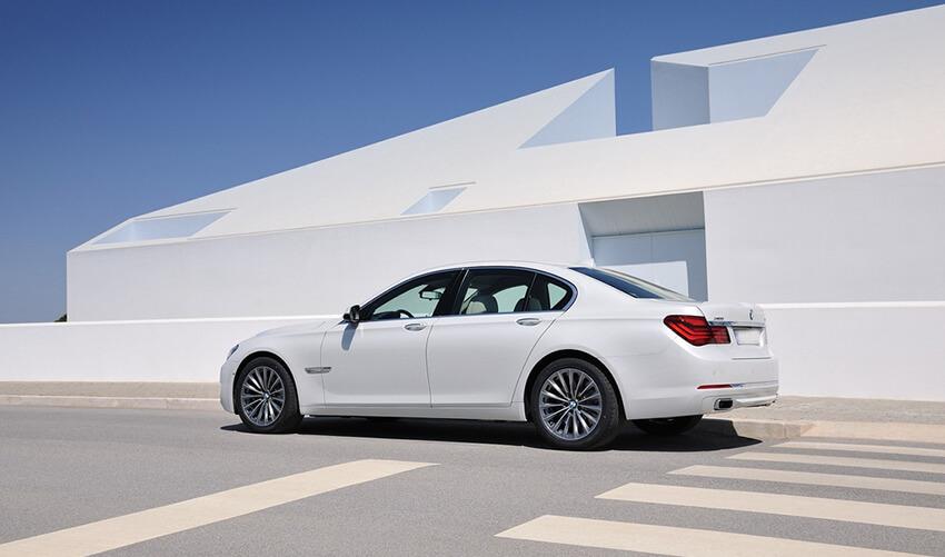 bmw750 BMW 750 Rental Los Angeles