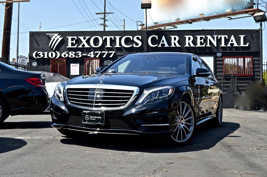 img1 Mercedes S550 Rental Los Angeles