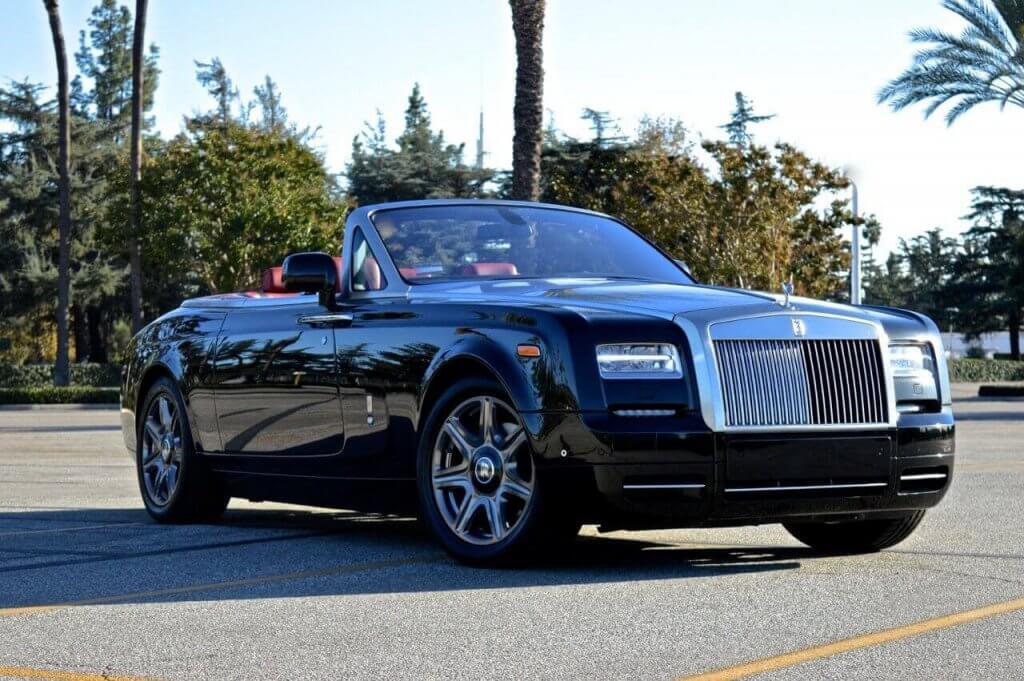 Las Vegas Lamborghini Rental >> Rolls Royce Drophead Rental Los Angeles | Convertible Rolls Royce