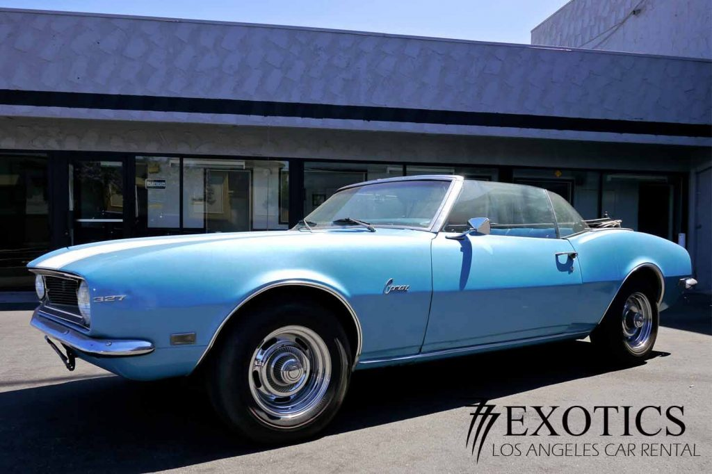 Beverly Hills Baby blue Camarillo rental