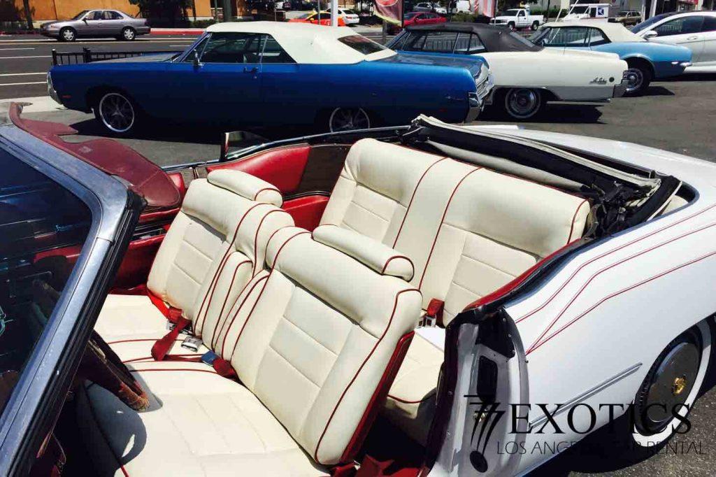 1975 Cadillac El Dorado front side 777 Exotics