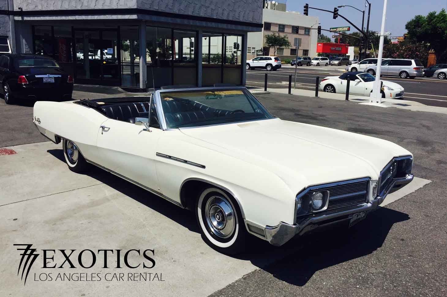 Classic Car Rental Los Angeles - Las Vegas Muscle Cars For Rent