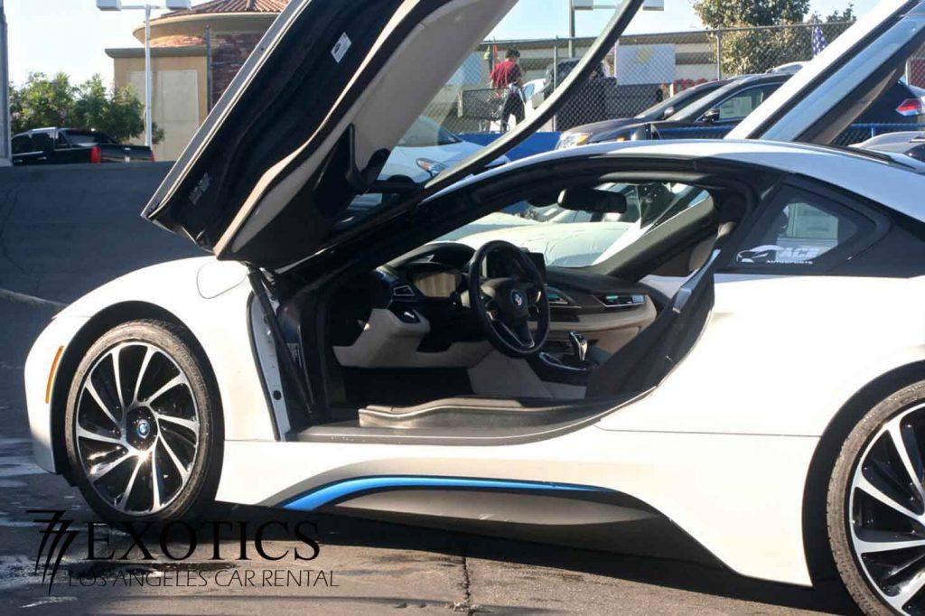 BMW i8 Rental