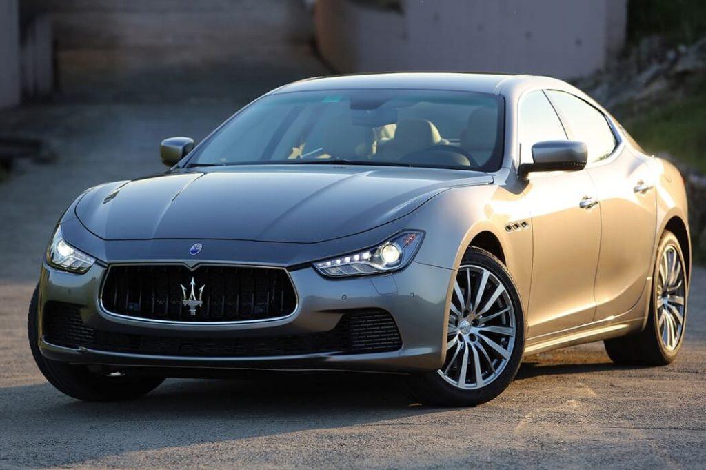 Maserati Ghibli Rentals Los Angeles And Las Vegas