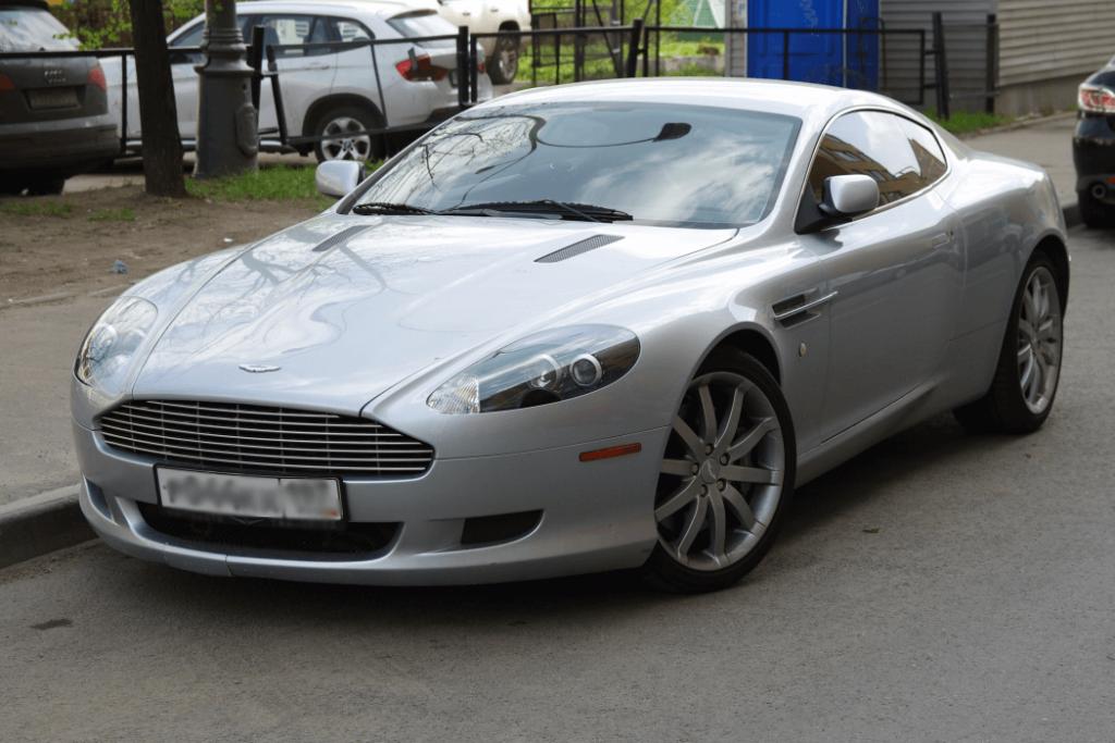 Aston Martin DB Rentals Los Angeles And Las Vegas - Aston martin los angeles