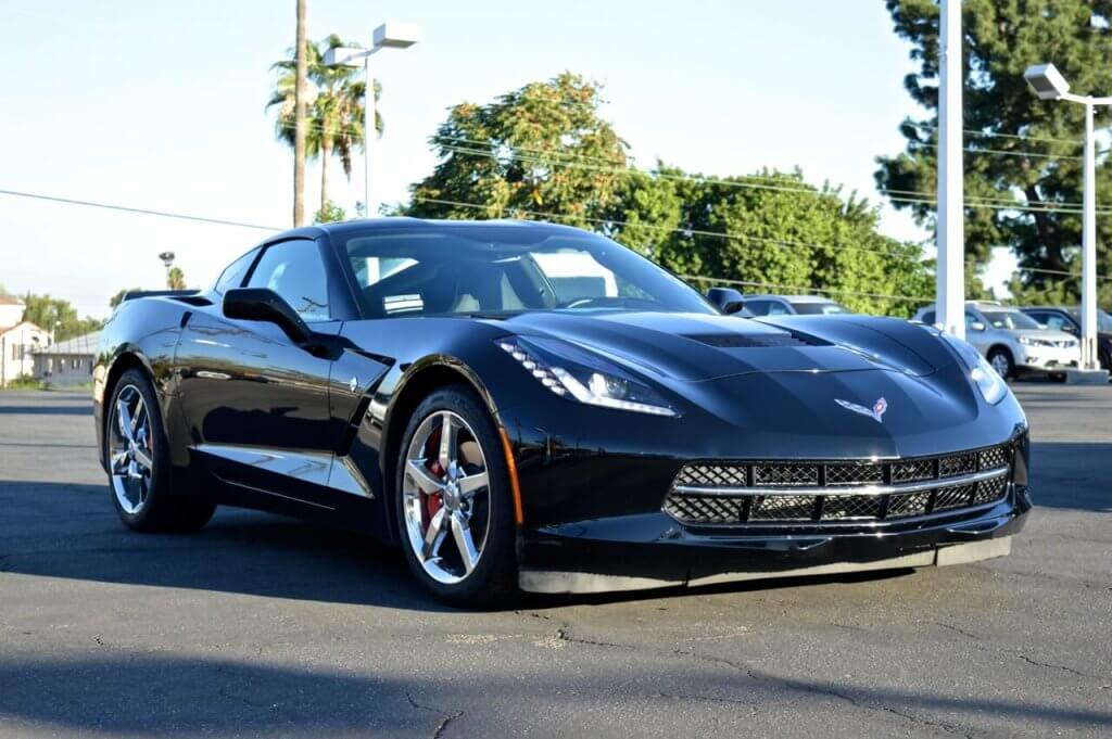 chevy corvette stingray rentals