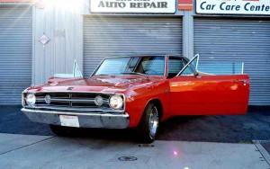 Classic Dodge GTS