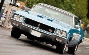 Los Angeles Luxury Exotic Car Rental 1970 Buick Gran Sport