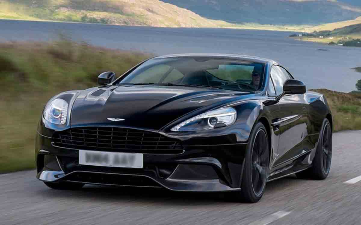 los angeles luxury exotic car rental aston martin vantage. Black Bedroom Furniture Sets. Home Design Ideas