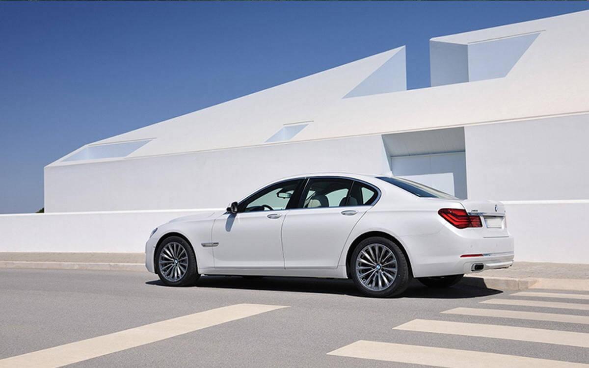 Los Angeles Luxury Exotic Car Rental BMW 750