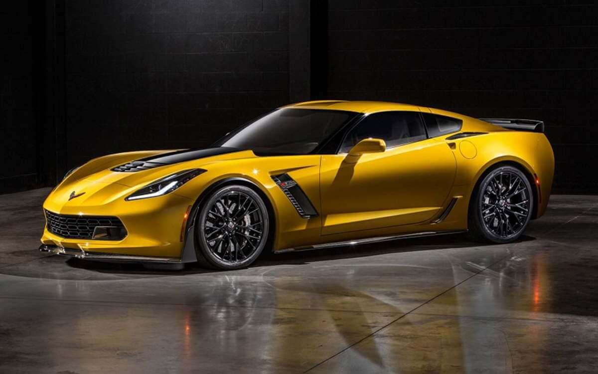 Los Angeles Luxury Exotic Car Rental Chevorlet Corvette