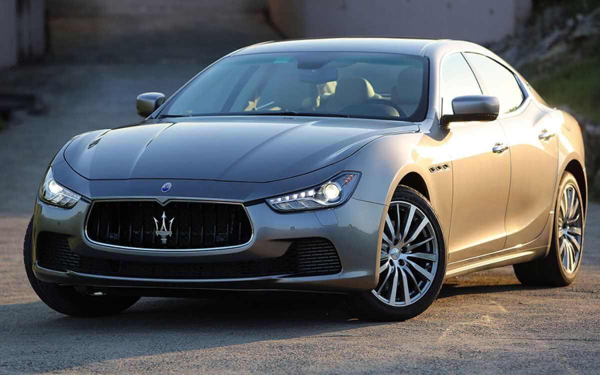 Los Angeles Luxury Exotic Car Rental Maserate Ghibli