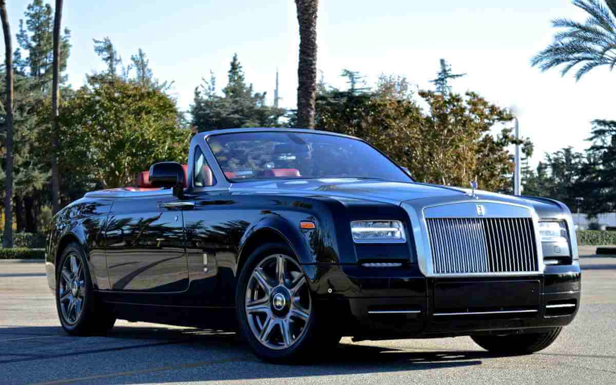 Buy luxury cars in los angeles ca