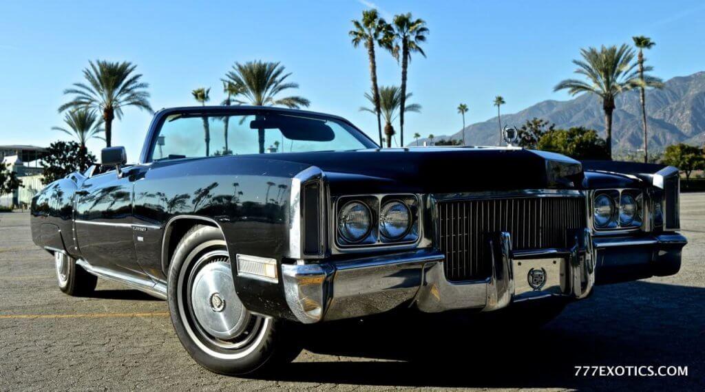 los angeles classic cars beautiful cadillac - 777 Exotic Car ...