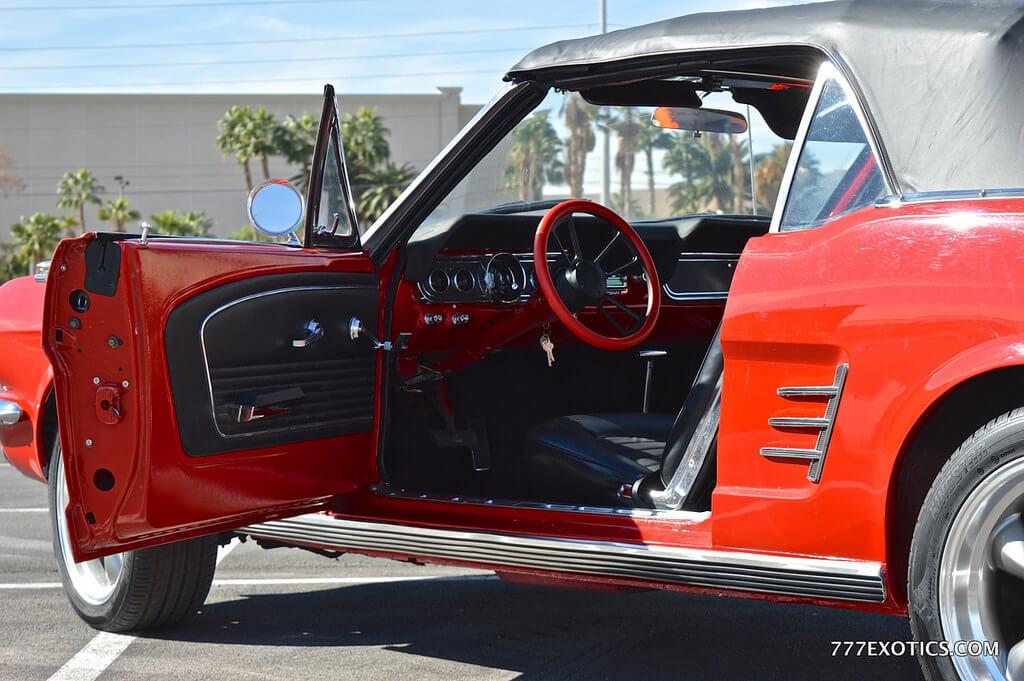 Exotic Car Rental La To Vegas One Way