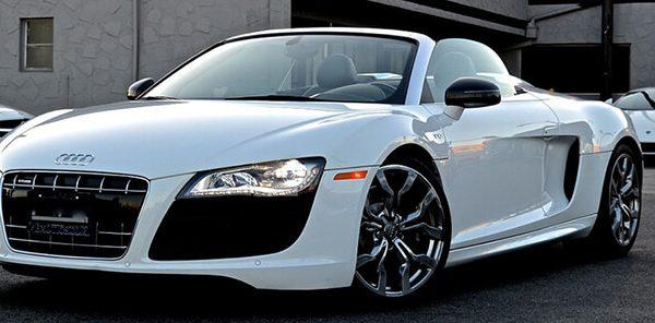 Audi R8 Rental 777 Exotics Los Angels and Las vegas