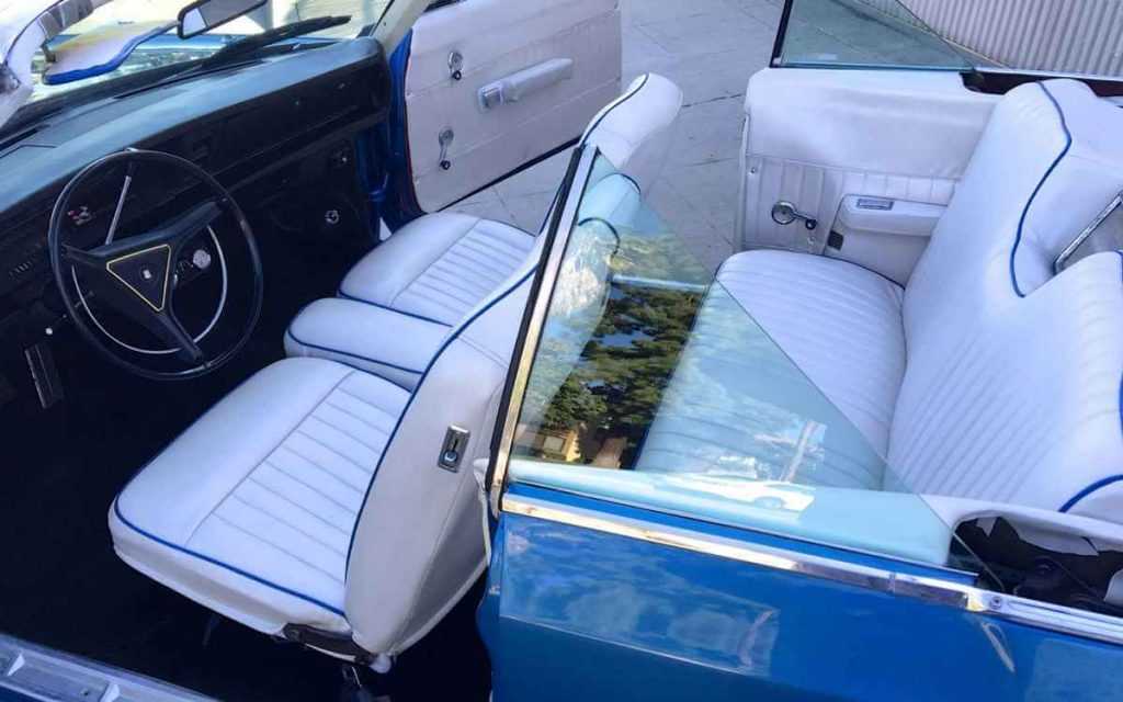 Seats for 1969 chrysler Newport