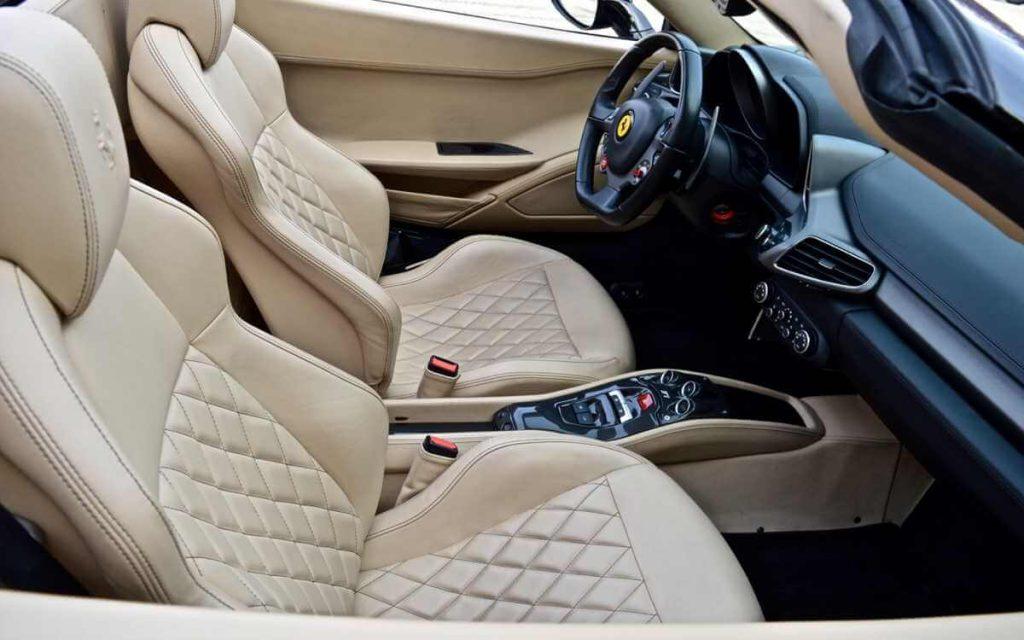 Ferrari 458 Italia Interior design 777 Exotics