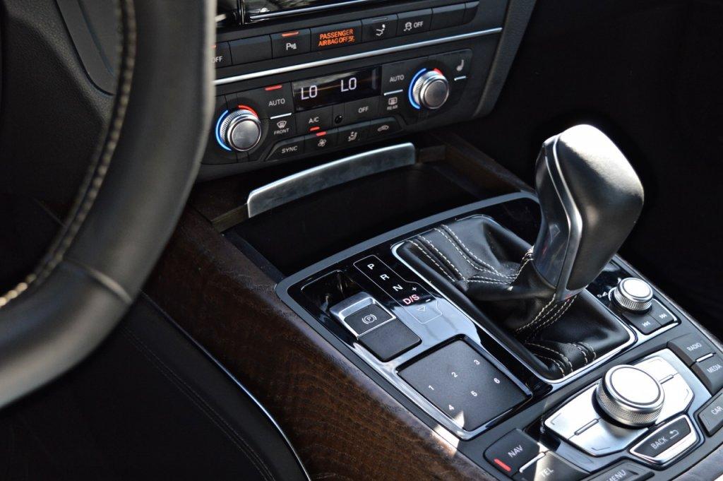 Audi S7 Black Rental
