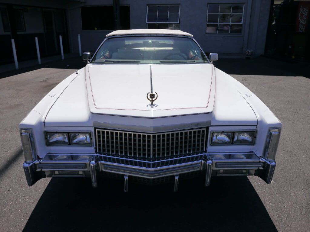 Front side Classic Cadillac 777 Exotics