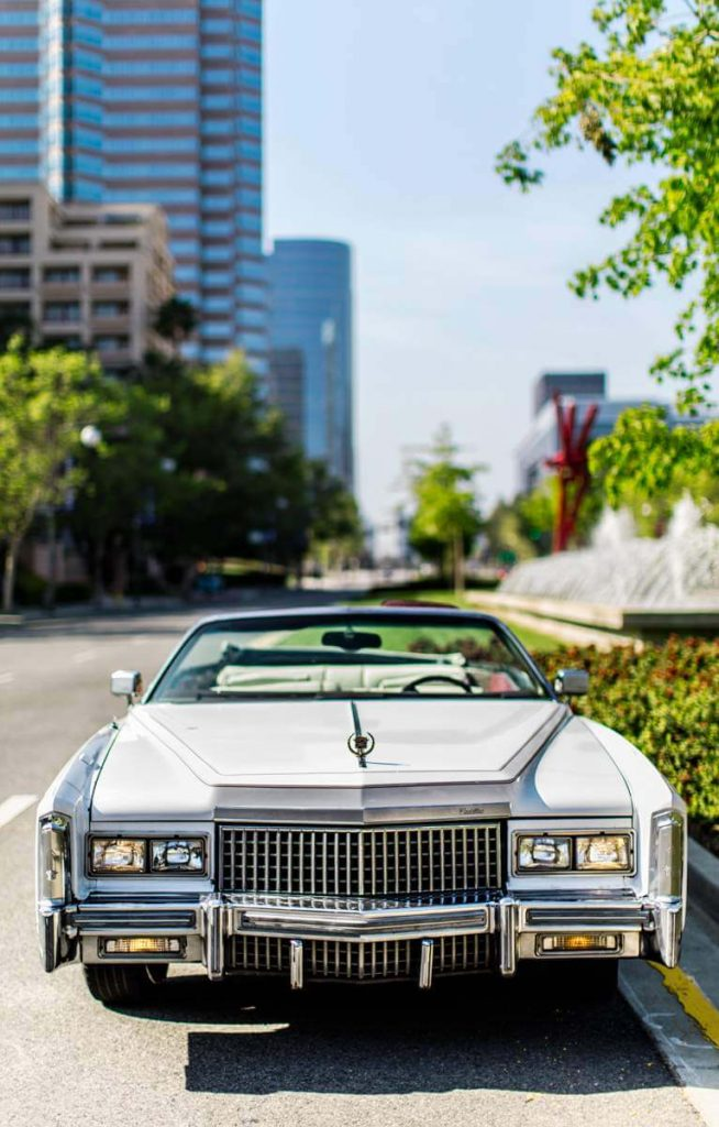 classic cadillac rental los angeles