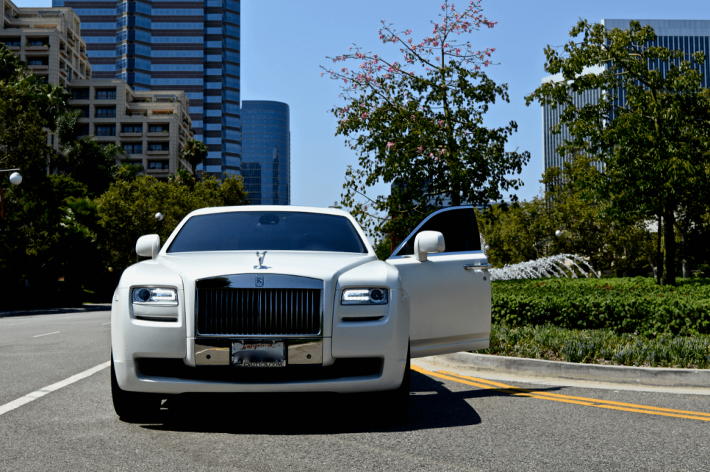 Rolls Royce Ghost Rental Los Angeles And Beverly Hills Ca