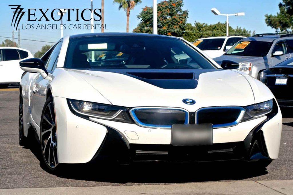 BMW i8 Rent Las Vegas
