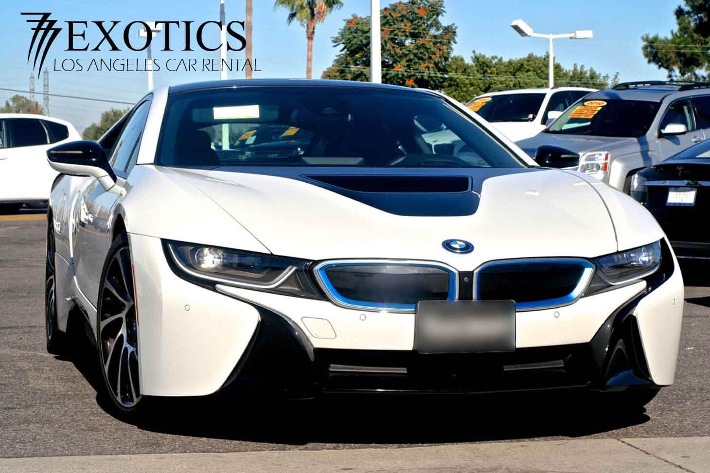 BMW I8 Rent Las Vegas Nevada