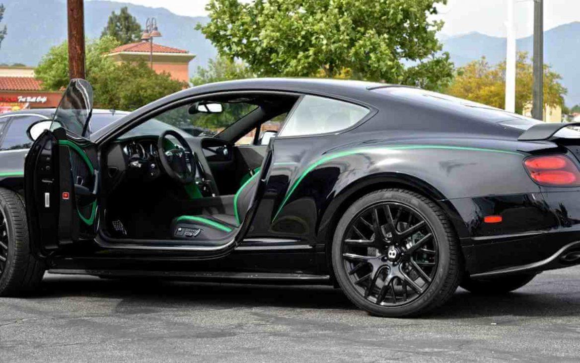 Rent Bentley Las Vegas Nevada 777 Exotic Car Rental
