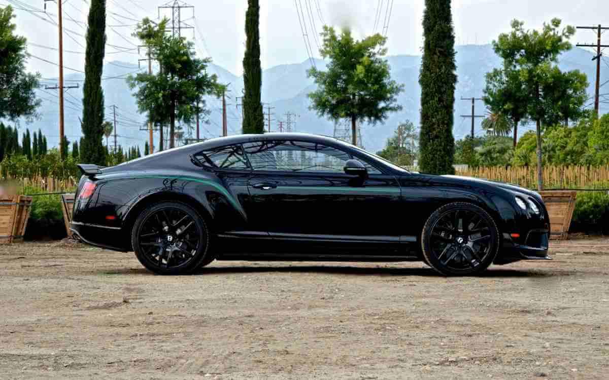 ca california bentley hills luxury in beverly rental bentayga car black