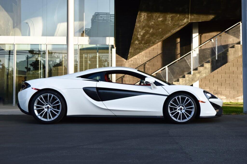 Exotic Car Rental Mclaren 570s Los Angeles-4