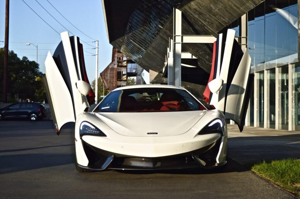 Exotic Car Rental In Santa Monica