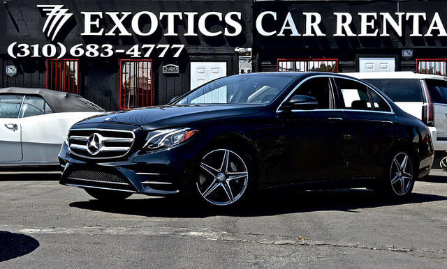 Exotics Mercedes Benz rent in Los Angeles