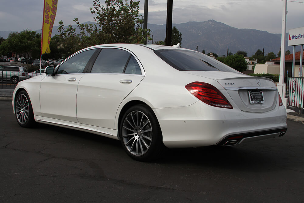 Mbz S550 White Rental Los Angeles 777 Exotic Car Rental