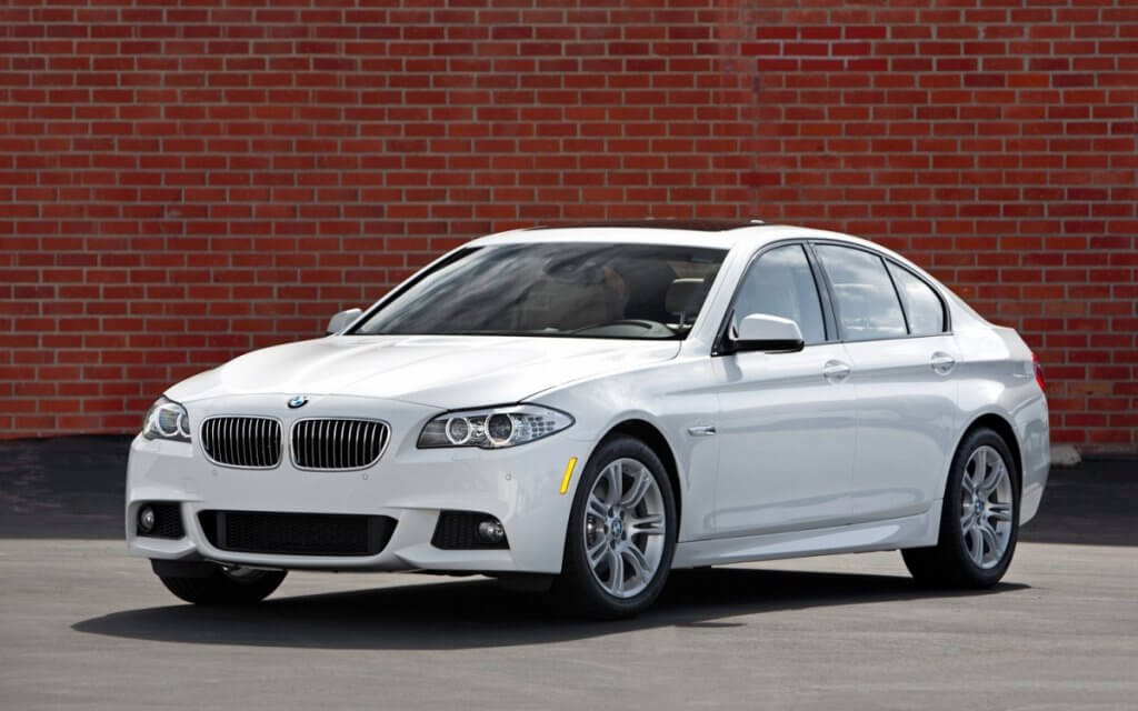 BMW 5 series Rentals Los Angeles