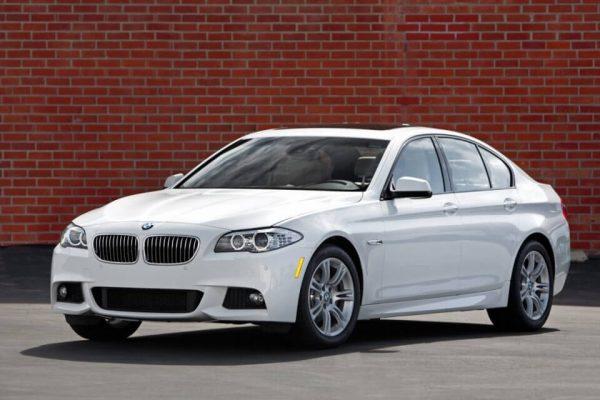 BMW 5 series Rentals Los Angeles