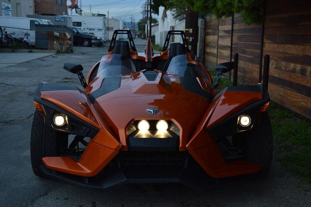 Polaris Slingshot Rental Los Angeles