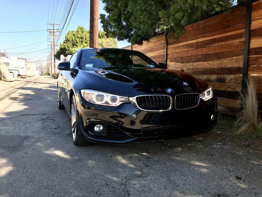 BMW 435i Rental