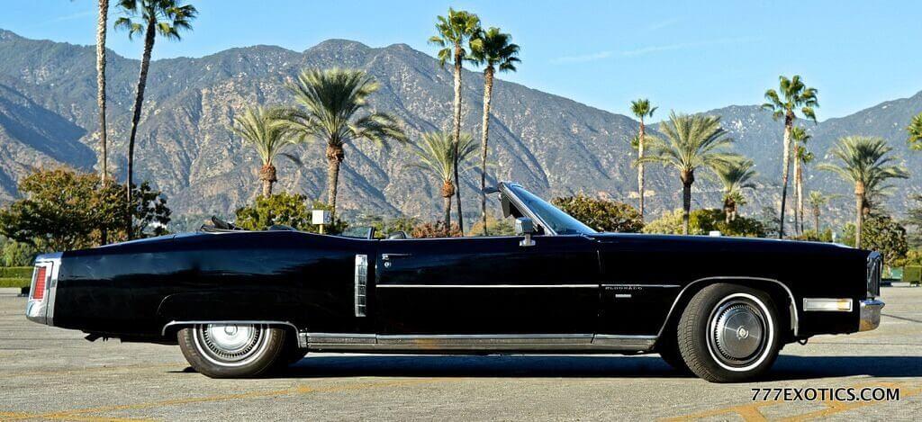 cadillac eldorado black2 777 Exotics